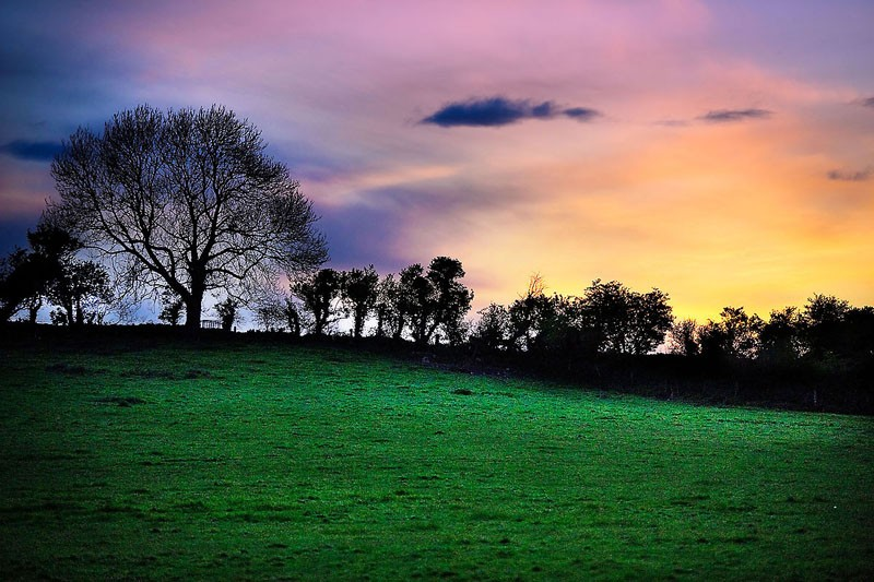 Tipperary Sunset