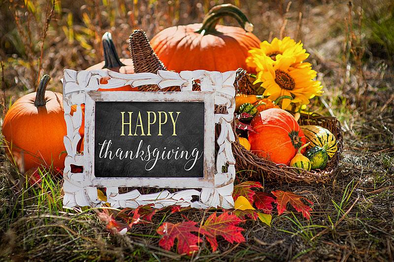 Thanksgiving Chalkboard 2021